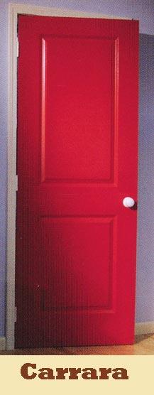 Carrara_F.jpg & Quality Door Installation-San Luis Obispo-The Door Guy