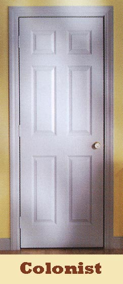 Colonist_F.jpg & Quality Door Installation-San Luis Obispo-The Door Guy
