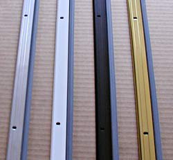 weatherstrp s&le picture & Weatherstripping sticks-paint-doors | Speaking of Doors