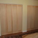 Shaker Style Fir Bifold Doors