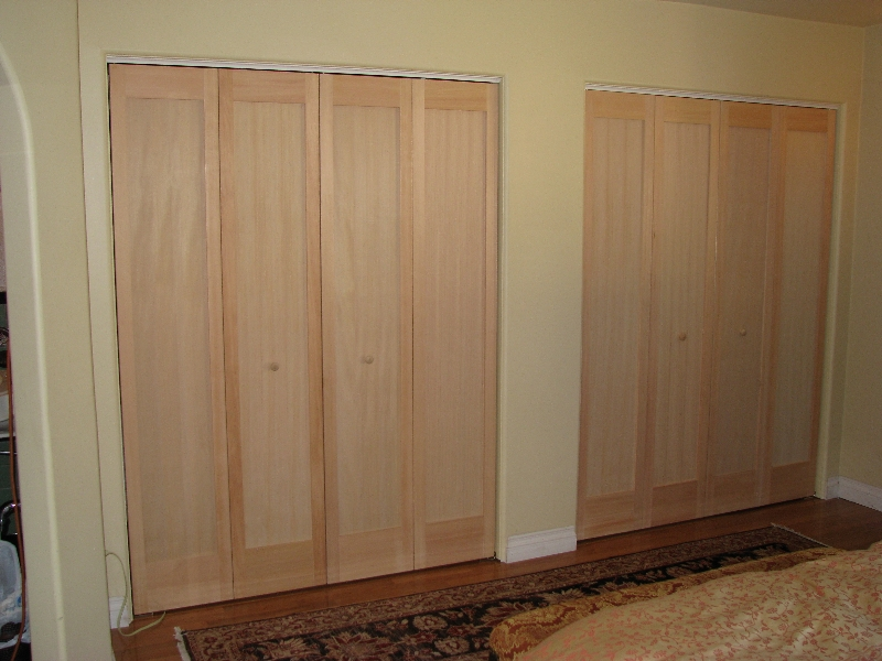 custom closet design with Bifold Interior Doors on How Big Should A Closet Be Builder Re mendations For Closet Sizes besides Contemporary Interior Single Door African Wenge Veneer likewise 2 together with D0ac765353edc407 further Office.