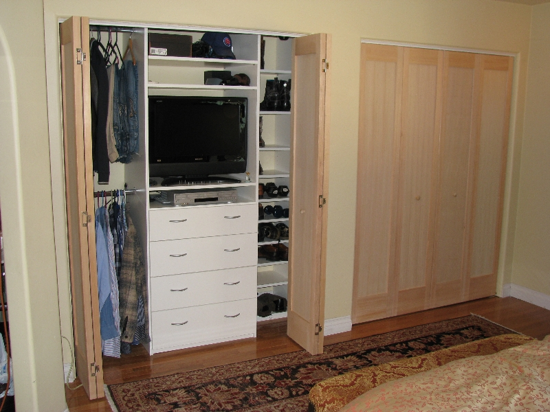 6 Panel Oak Bifold Closet Doors Sliding Door Designs