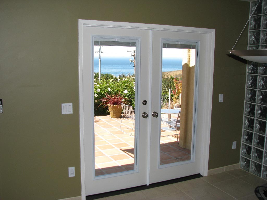 french doors with blinds. French Doors With Blinds F